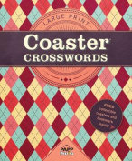 Large Print-Coaster Crosswords 4