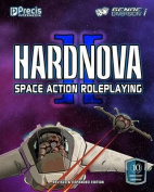 Hardnova 2 Revised & Expanded  : Space Action Roleplaying