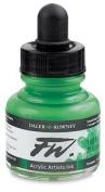 FW Emerald Green ink 30ml bottle