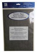 Loew Cornell C101-2 4-Piece Grey Transfer Paper Pad, 23cm -by-33cm