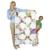 DESIGN YOUR OWN WHITE CLASSROOM QUILT