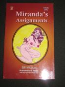 Miranda's Assignments