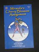 Miranda's Cherry Blossom Assignment