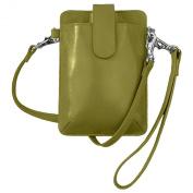 Leather Phone Super Case Wristlet Wallet