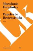 Papeles de Recienvenido [Spanish]