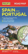 Philip's Spain and Portugal Road Map