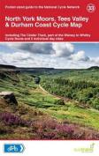 North York Moors, Tees Valley & Durham Coast Cycle Map 33