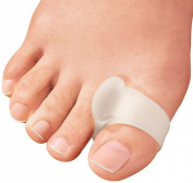 EasyComforts LG Gel Toe Spreader with Loop