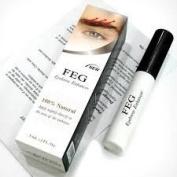 FEG eyebrow enhancer enhancing Lengthening Serum For Long, Thick, Soft, Darker, Natural...