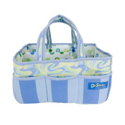 Trend Lab Dr.Seuss Blue Oh The Places You'll Go Storage Caddy