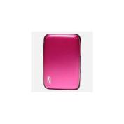 Ducti 10107PE RFID Aluminium Credit Card -Fuchsia
