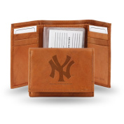 Rico - MLB Embossed TriFold Wallet, New York Yankees