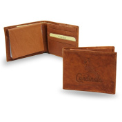 Rico - MLB Embossed Billfold Wallet, St. Louis Cardinals