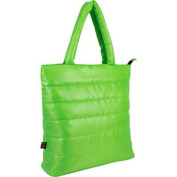 Eastsport Neon Quilted Puffy Lap Top Tote
