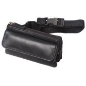 Winn International Leather Mini-Fanny Pack