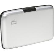 Ogon RFID Aluminium Small Ribbed Wallet