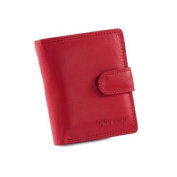 Style N Craft 300952-RD Small Clutch Wallet for Ladies