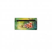 Anuschka 1095-PPK Passionate Peacocks Accordion Flap Wallet