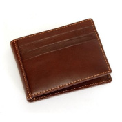 Ultimo Leather Executive Front Pocket Credit Card Wallet