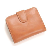 Prima Piccolo Leather Wallet with I.D. & Coin Pocket