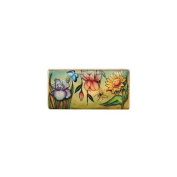 Anuschka 1088-FLD Floral Dreams Clutch Wallet