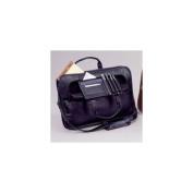 Winn International Cowhide Slim Leather Briefcase