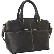 Le Donne Leather Classic Satchel