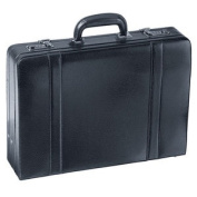 Mancini Business Leather Attach Case