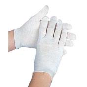EasyComforts MED/LG White Overnight Moisturising Gloves - Set Of 3