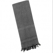 Rothco Shemagh Solid Coloured Tactical Scarf, Grey