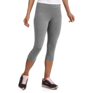 Danskin Now Women's Dri-More Capri Core Leggings