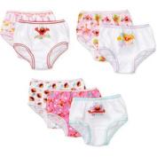 Sesame Street - Toddler Girls' Elmo Underwear, 7-Pack