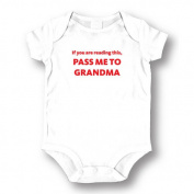 Attitude Aprons by L.A. Imprints Pass Me To Grandma Baby Romper