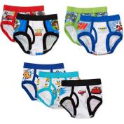 Disney Toddler Boys' Pixar Favourite Characters Underwear, 7-Pack