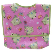Parent's Choice Girls' Toddler Bib, Frog