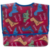 Parent's Choice Boys' Toddler Bib, Dino