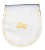 Raindrops 6202Y Raindrops -Burp- Embroidered Burp Cloth, Yellow