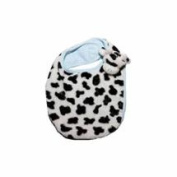 Blue Mooky the Cow Bib by Babymio - COBIB600-BL,
