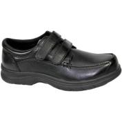 Dr. Scholl\'s - Men\'s Michael Leather Velcro Strap Shoes