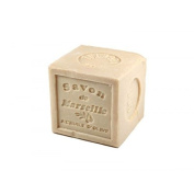 Natural Palm Oil Beige Marseille Soap Cube 600g Traditional French Receipt