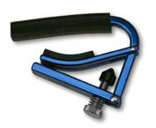 Shubb L1-Blue Lite Acoustic Guitar Capo