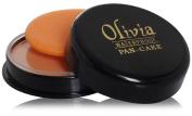 Olivia PAN-CAKE Water Activated Makeup Factor Foundation Shade : - Bronze Glow MAX -22
