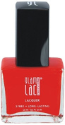 GLAMLAC NAIL VARNISH - LADY IN RED - LBS