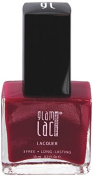 GLAMLAC NAIL VARNISH - WINE RED - LBS