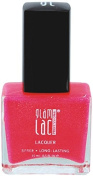 GLAMLAC NAIL VARNISH - VERY PINK - LBS