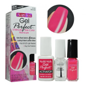 NUTRA NAIL GEL PERFECT 5 MINUTE GEL-colour MANICURE #12306 CHA-CHA