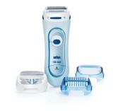Battery Operated Braun Silk-épil Lady Shave Ideal For Wet and Dry Use