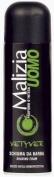 MALIZIA UOMO - VETYVER - Shaving Foam 300ml