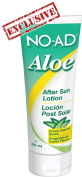 NO-AD Aloe After Sun Lotion 250ml