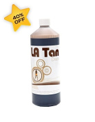 AWARD WINNING LA TANNING DISCO SOLUTION (14% DHA) 1000ml